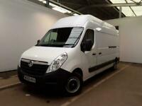 2016 Vauxhall Movano F3500 L3H3 BIG SPEC EXTRA HIGH ROOF AIR CON NAV EURO 6 TWIN