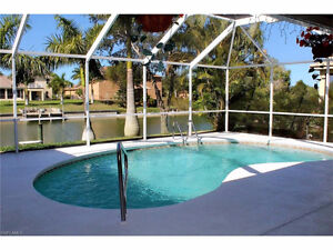 Freshwater Canal 4/2 Cape Coral Florida $339,900 Kitchener / Waterloo Kitchener Area image 6