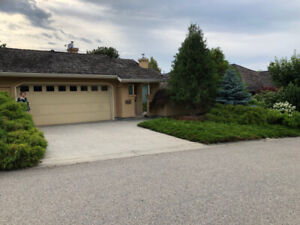 Full house rental in Gallaghers Canyon golf course, Kelowna