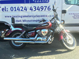 2001 Yamaha XVS 250 Dragstar Cruiser / Nationwide Delivery Available