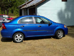 2009 Pontiac Wave G3 Sport  Sedan