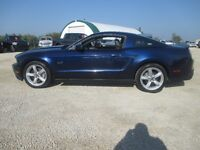 2011 Ford Mustang GT 5.0L Auto SYNC Coupe (2 door)