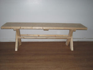 DINING ROOM BENCH SALE