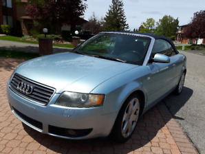 2003 Audi A4 3.0L Coupe (2 door)