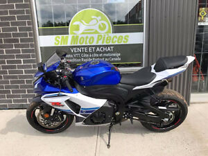 SUZUKI GSX-R1000 2016 ABS ACCIDENTÉ VGA 5349.99$