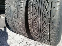 Nice set of Alloys 5 x 114.3-115 with 215/65/15  Great Tires