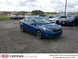 2014 Kia Forte Sedan EX MT - Lease Return