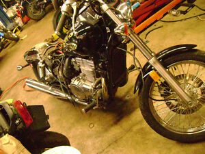 2007 Kawasaki Vulcan EN500 Engine For Sale $699