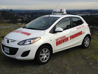 5 lesson basic driving lesson package with certified instructor