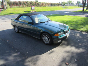1996 BMW 3-Series Cabriolet