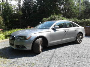 2014 Audi A6 3.0L TDI Technik Berline