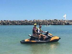 Jetski Seedoo 90hp 3up orange North Beach Stirling Area Preview