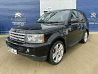 2007 Land Rover Range Rover Sport V8 SPORT HSE SUPERCHARGED 4X4 Auto Estate Petr