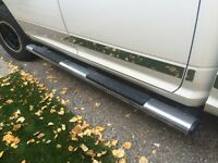 Running Boards for 2012 Dodge Ram Crew Cab