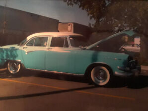1955 Dodge royal lancer for sale.