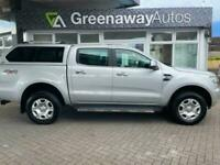 2016 Ford Ranger LIMITED 4X4 DCB TDCI SUPERB VALUE MUST BE SEEN Pick Up Diesel M