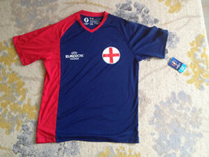 ENGLAND SOCCER  FOOTBALL JERSEY NEW M EURO 2016