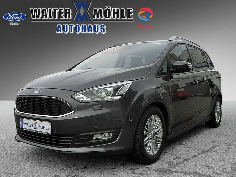 Ford Grand C-Max Cool&Connect DAB Navi Sync3 Winter-P