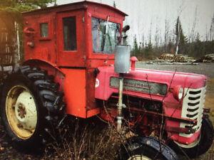 Tracteur international 1964 40Hp