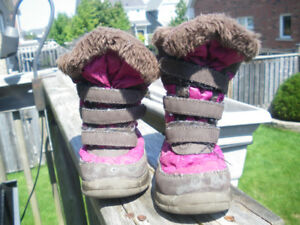 Toddler Girl Winter Boot Size 6