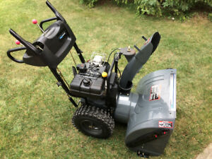 8/27 MURRAY PRO SERIES SNOWBLOWER FOR SALE