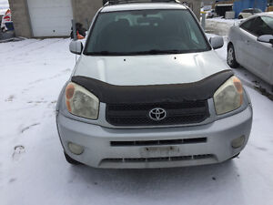 2004 Toyota Rav4 AWD certified and etested for $5500 obo