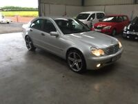 04 Reg Mercedes c180 kompresor cheap cheap car