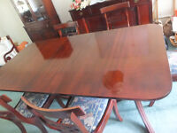 DINING ROOM SET MOVING SALE