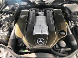 2003 03 reg Mercedes-Benz E55 AMG 5.4 auto + HUGE SPEC + CARBON STYLING KIT