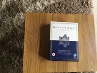 Downtown Abbey dvds