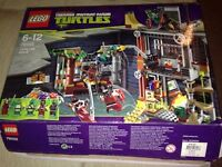 Teenage Mutant Ninja Turtle Lego - 79103