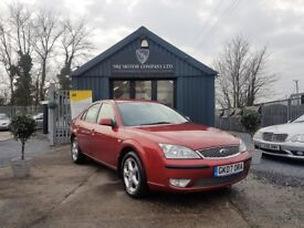 Ford Mondeo Edge 2.0TDCi 130 (red) 2007