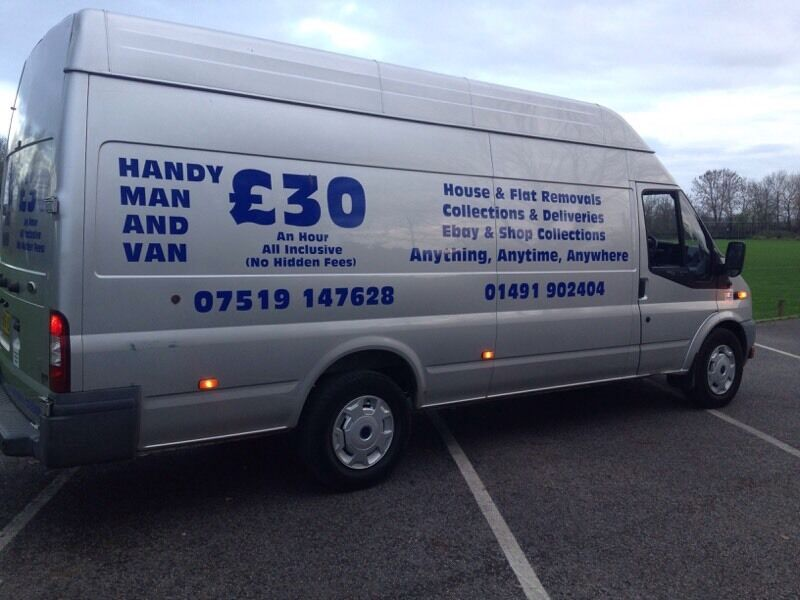handy man and van 30 an hour all inclusive in cholsey oxfordshire gumtree. Black Bedroom Furniture Sets. Home Design Ideas
