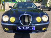 2000 Jaguar S-TYPE 3L Berline