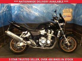 HONDA CB1300 CB 1300 F-3 NAKED MUSCLE BIKE LONG MOT OCT 18 2003 03