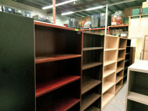 Assorted Bookcases
