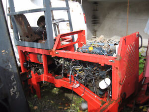 Moffet lift for parts
