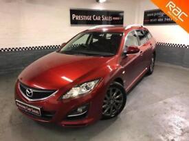 2011 Mazda6 2.2D ( 163ps ) TS Estate,6 speed,12 months MOT,Bluetooth