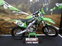 Kawasaki KX250F Motocross bike Very clean example