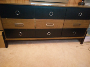 Made in Canada vintage furniture bedroom set