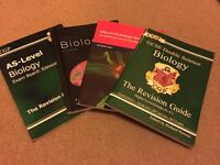 As level biology books
