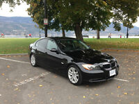 2007 BMW 3-Series Sport Package Sedan