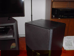 SUBWOOFER AMPLIFIÉ D-BOX David 301