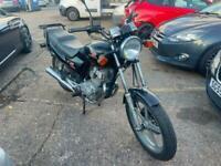 1997 Honda CB250-W 250cc MotorBike ( SPARES OR REPAIR )