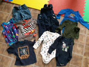 Boys 18-24m clothing lot $15obo
