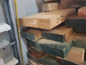 Rough Cut, Dry Hardwood