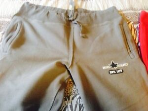 Brooks track pants unisex