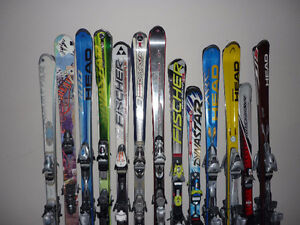 Skis Alpins Carving