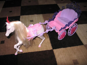 Horses for barbies