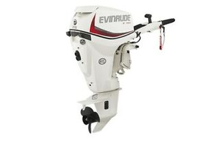 2015 Evinrude 25-HP OUTBOARD